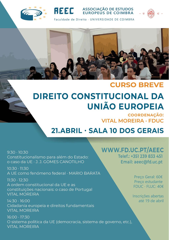 Curso Breve Direito Constitucional da União Europeia
