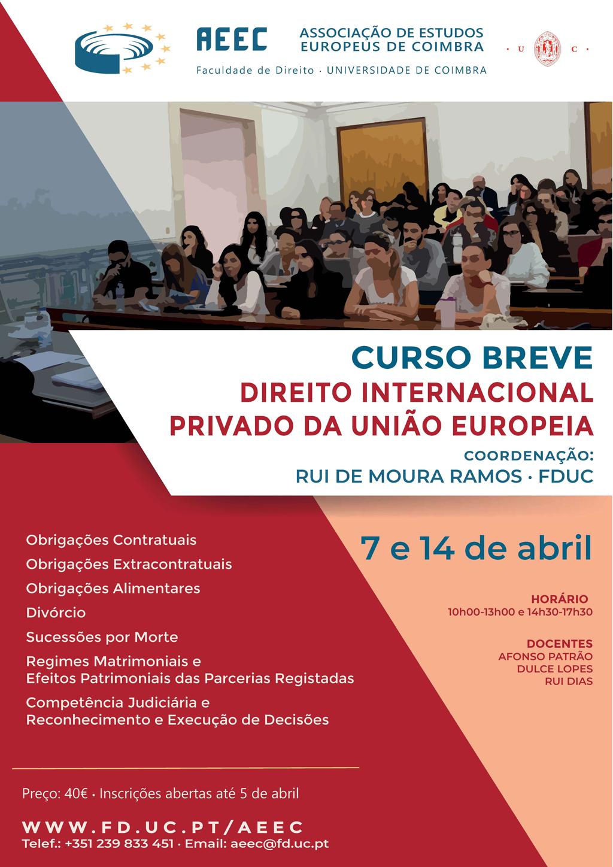 Curso Breve Direito Internacional Privado da União Europeia
