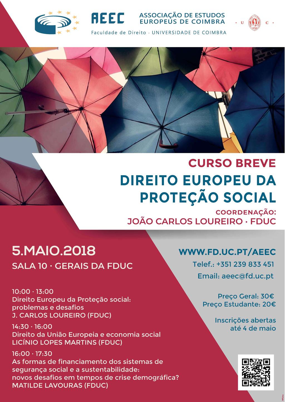 Curso Breve Direito Europeu da Proteção Social