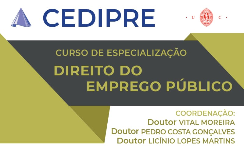 Curso de Especialização em Emprego Público