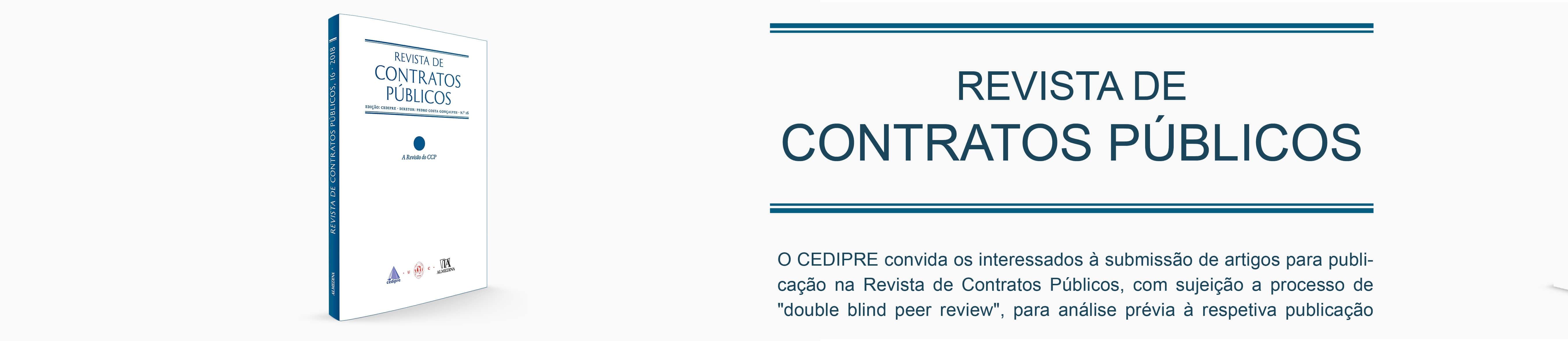 Revista de Contratos Públicos