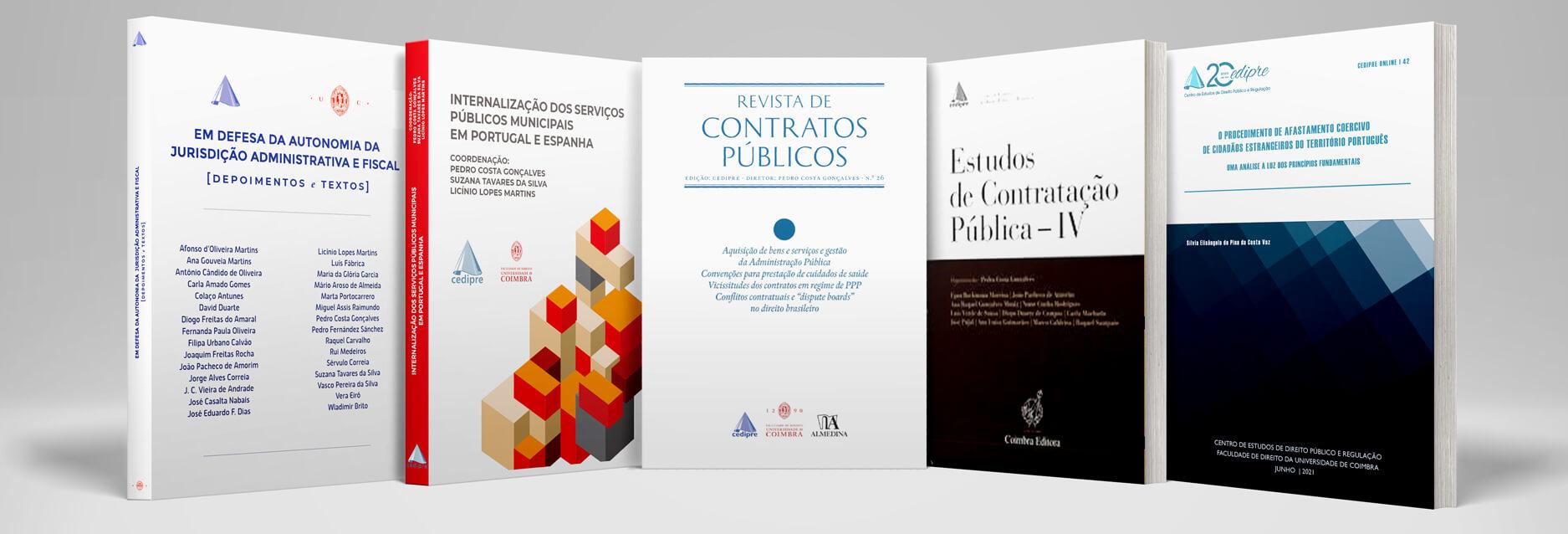 Publicações CEDIPRE
