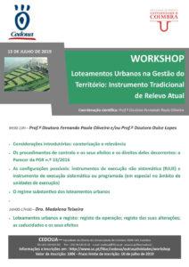 2019 julho 13 - Workshop