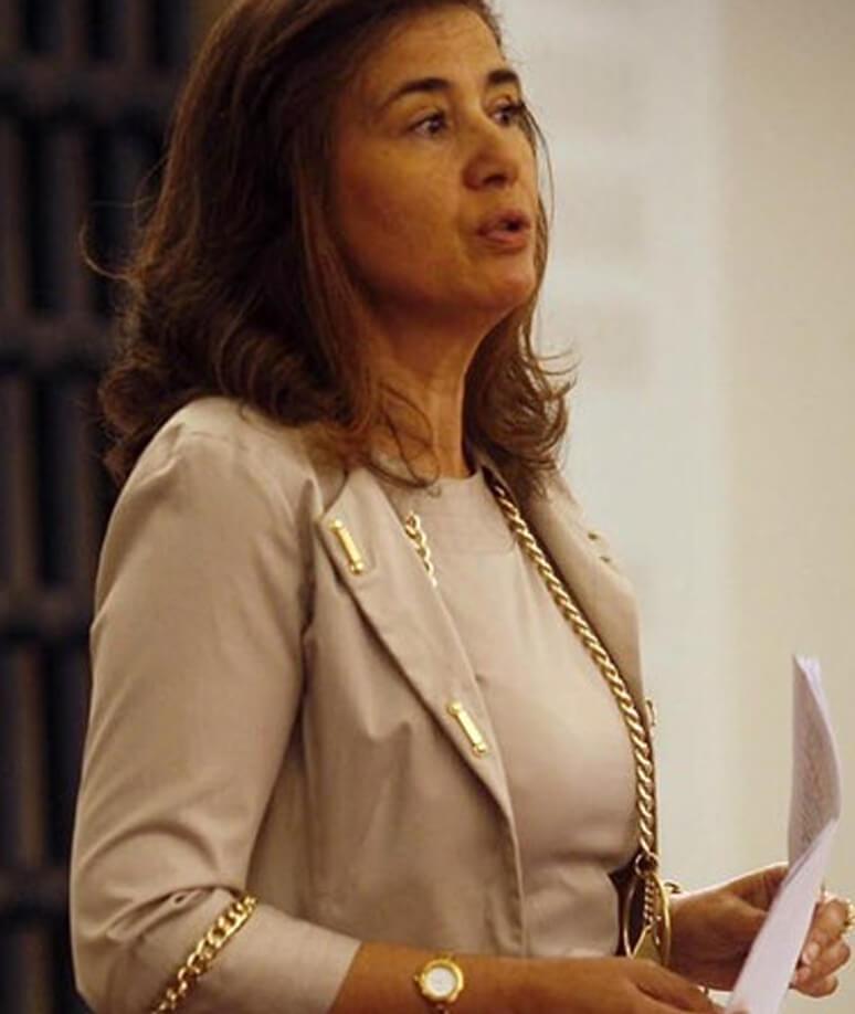 Prof.ª Doutor Anabela Rodrigues