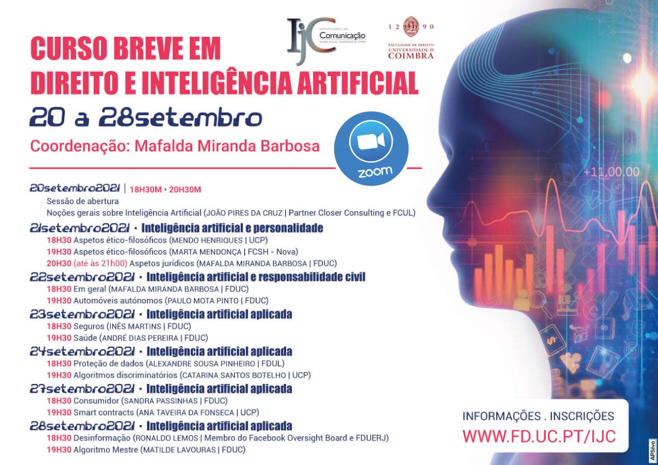 Curso Breve Direito e Inteligencia Artificial