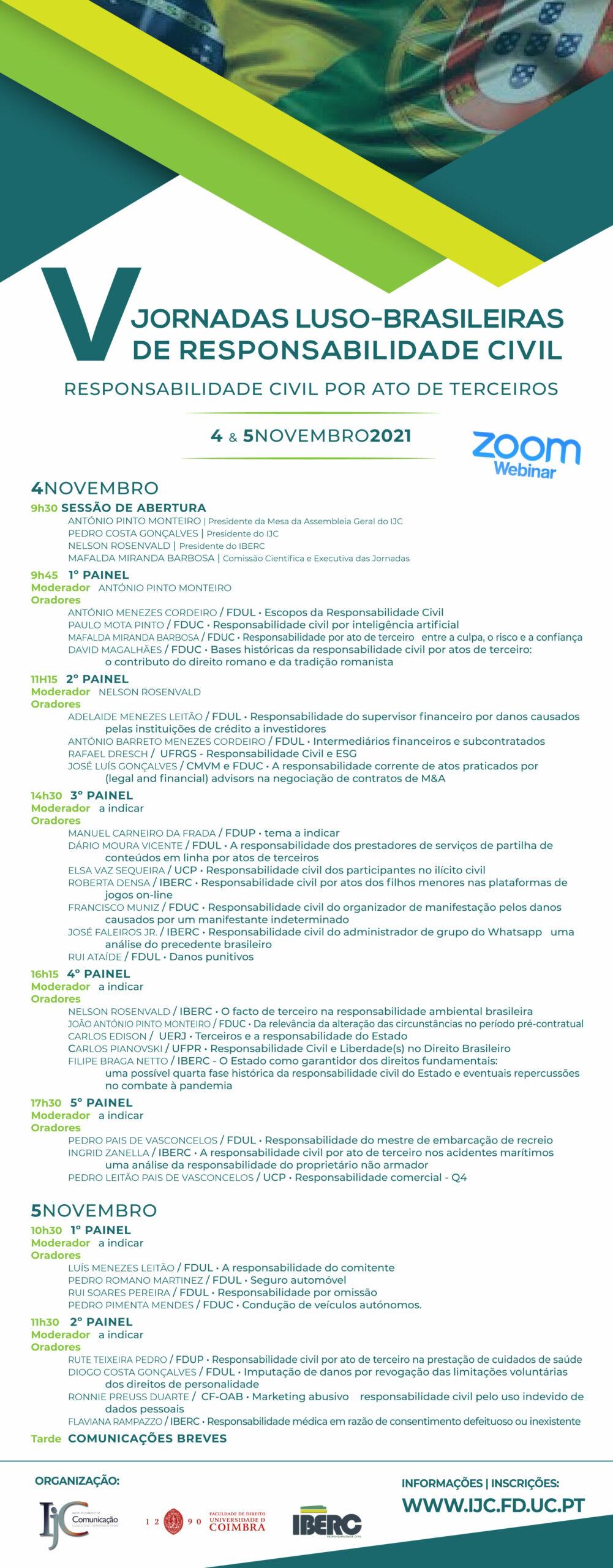 Programa - Cartaz